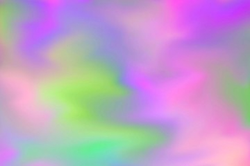 Pastel pink green abstract cloudy smoky empty background