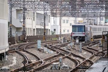 鉄道 線路