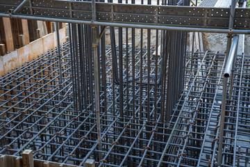 工事中の情景