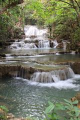 beautiful Waterfall, Thailand