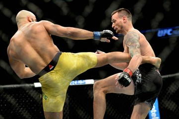 MMA: UFC Fight Night-Lincoln-Krause vs Alves