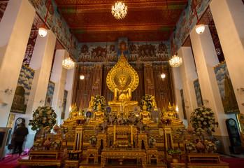 Wat Chana Songkhram, Bangkok, Thailand