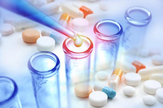 新薬の開発