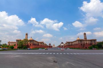 Photo sur Aluminium Delhi Rashtrapati Bhavan, New Delhi, India