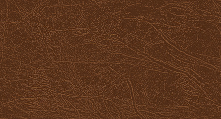 Colored skin texture, genuine or faux leather background, closeup. Wall mural