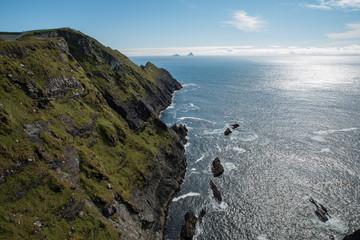 Skellig Cliffs, Ireland
