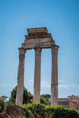 Three Column Roman Ruin