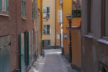 Alley way Europe