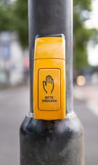 Pedestrian light switch