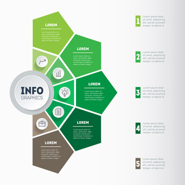 Farming and agriculture life infographics concept. Agricultural brochure layout design template.