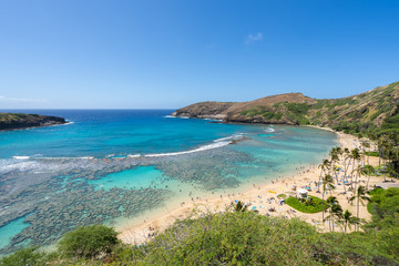Hanauma Bay – Oahu, Hawaii