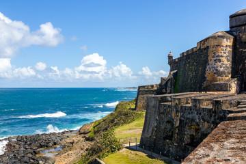 astillo San Felipe del Morro (El Morro) - Old San Juan, Puerto Rico