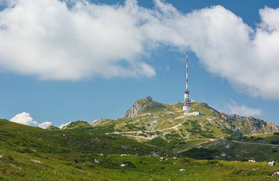 Österreich Berg Dobratsch Gipfel