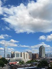 Downtown Raleigh NC