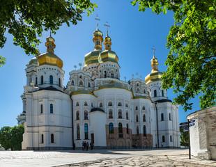 Kyiv Pechersk Lavra Ukraine Europe travel historic