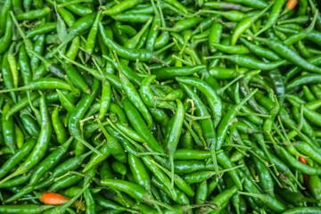 Green chilli Pattern
