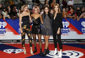 The Beaches arrive at the iHeartRadio MuchMusic Video Awards (MMVA) in Toronto