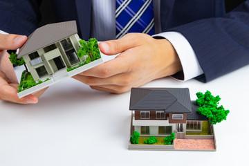 不動産 住宅購入 住宅販売 イメージ