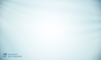 Abstract light blue silky cloth background. Vector illustration