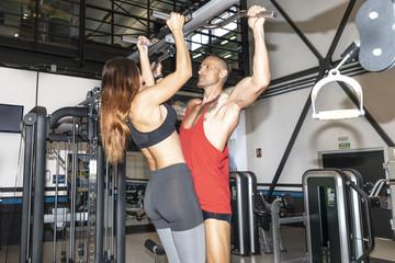 gym and fit en pareja