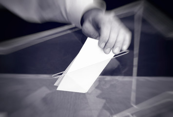 Voting , elections time