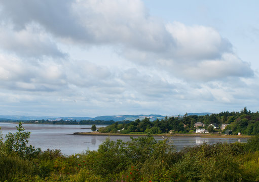 River Tay at Invergowrie