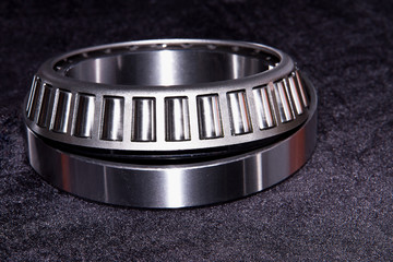 Metal taper sealed bearing roller manufactured in heavy industry as part of CNC CPU machine
