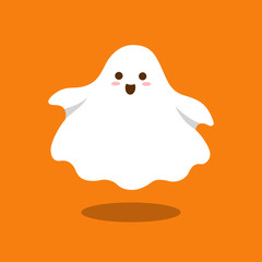 Cute Halloween Ghost