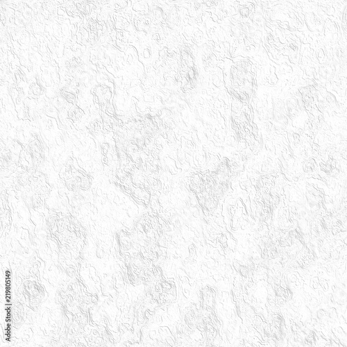 Abstract white grunge texture  Seamless pattern