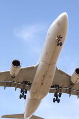Passenger airplane fuselage