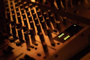 mixer night time