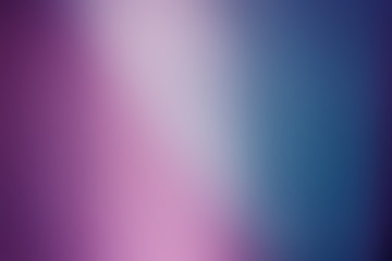 Abstract blurred violet with blue background, photo