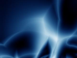Lightning blue headers illustration background