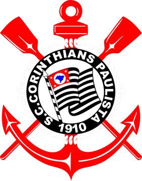 emblema do Corinthians , símbolo, águia, campeão paulista