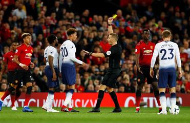 Premier League - Manchester United v Tottenham Hotspur