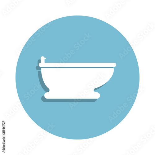 Bidet Icon In Badge Style One Of Bathroom Collection Icon Can Be - Amazing-toilets-and-bidets-collection-from-stile