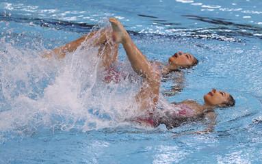 Artistic Swimming - 2018 Asian Games - Women's Duet