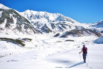 Tateyama alpine / Japan  ~  early winter