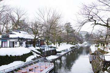 Toyama Matsukawa river