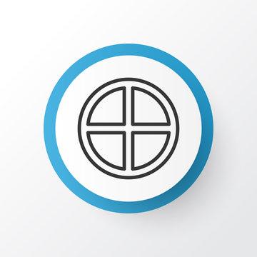 Plus icon symbol. Premium quality isolated positive element in trendy style.