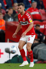 Championship - Middlesbrough v West Bromwich Albion