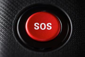 SOS button view