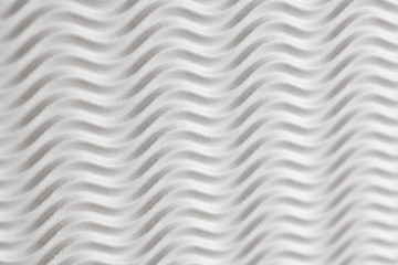 white Paper Textured Background - Wave stripes