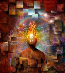 Burning mind