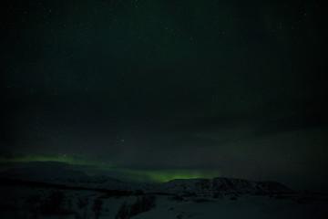 Polarlicht - Aurora borealis