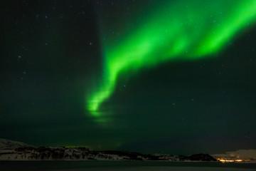 Polarlicht über Nordnorwegen