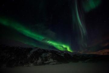 Polarlicht über Norwegen