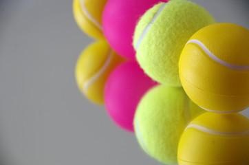 Artistic Color Balls