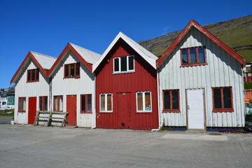Klaksvik Îles Féroé - Klaksvik Faroe Islands