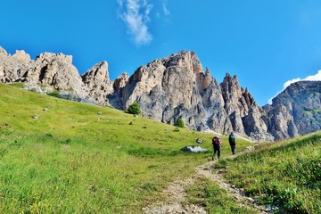 Grosse Cirspitze, Dolomiten, Südtirol
